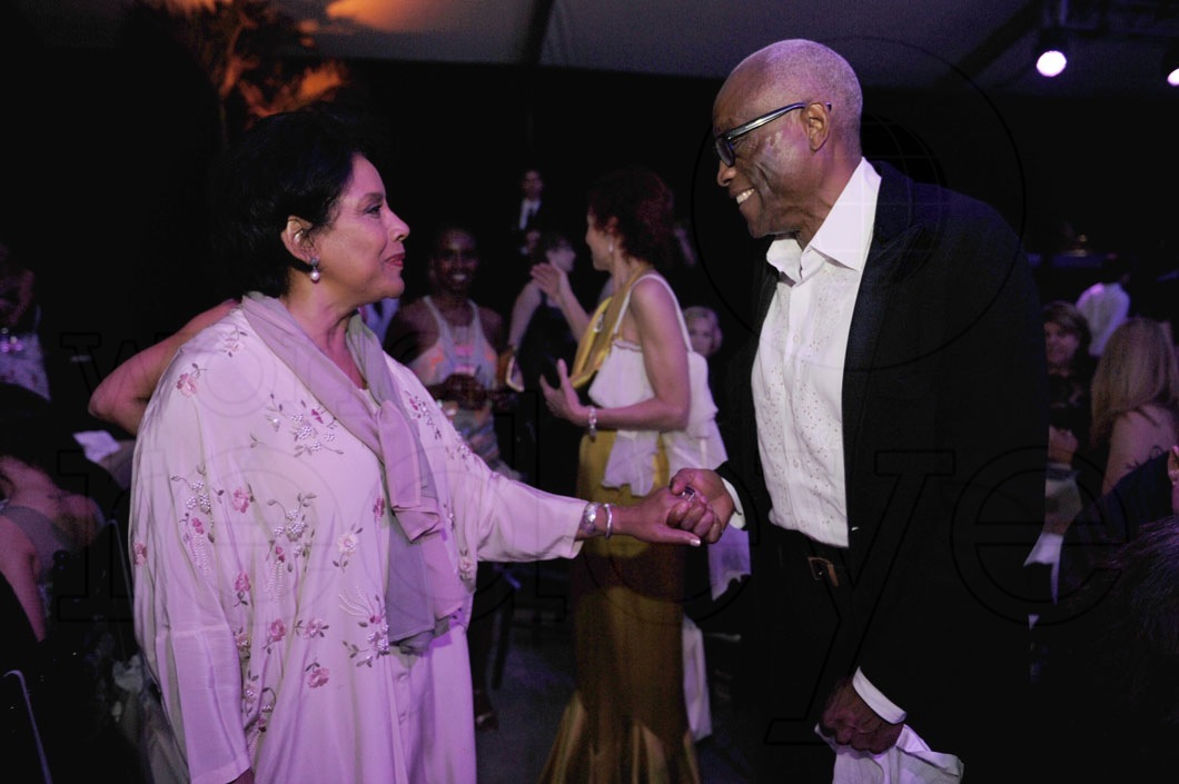 3.5-Phylicia Rashad & Bill T. Jones