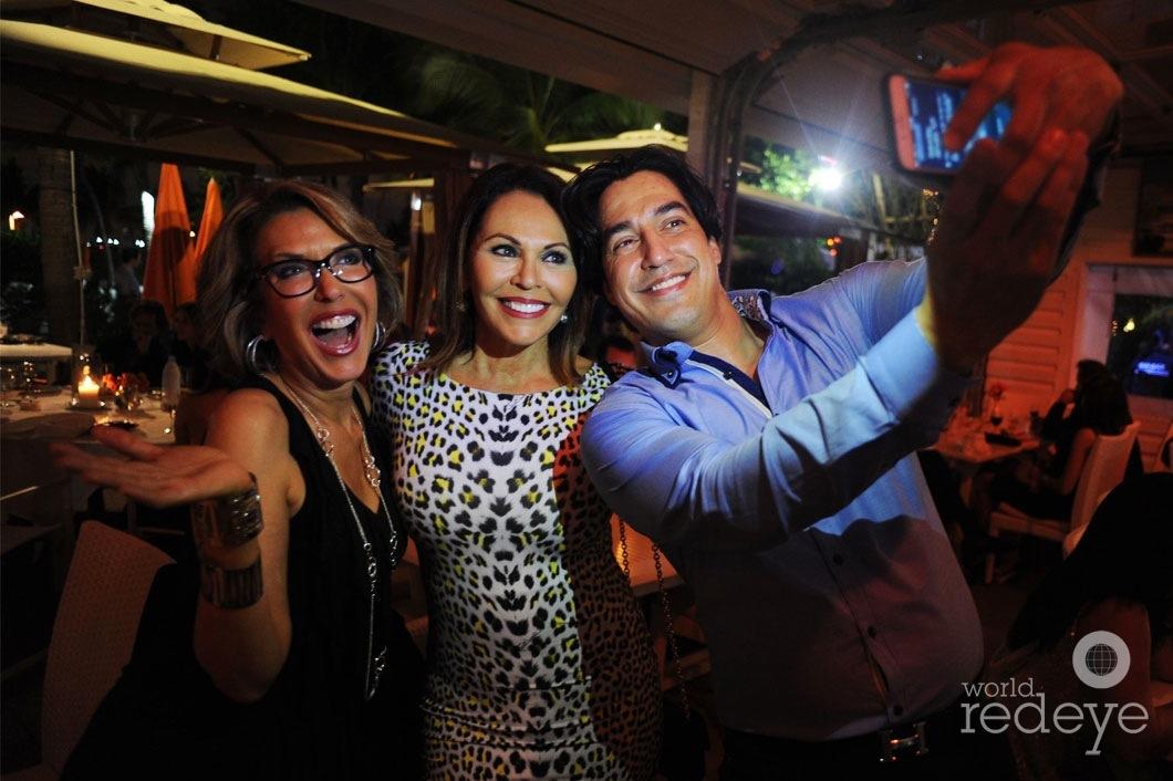 30-Daisy Olivera, Maria Elena Salinas, & Andres Asion