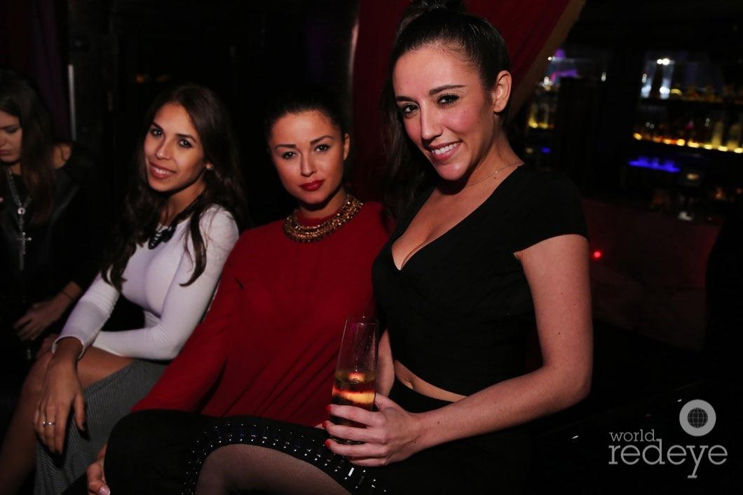 41-Chavely Menendez, Gordana Draganic, & Ashley Parveen