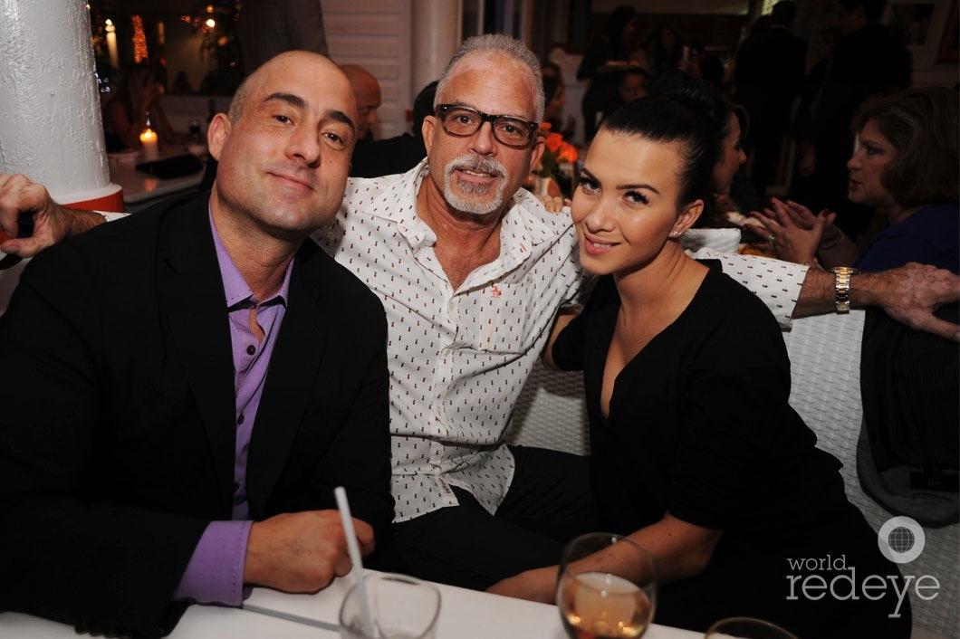43-Frank Trelles, Tony Priscal, & Lena Trelles