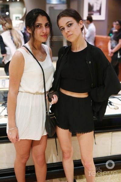 Rachel Cohen & Yaelle Amar