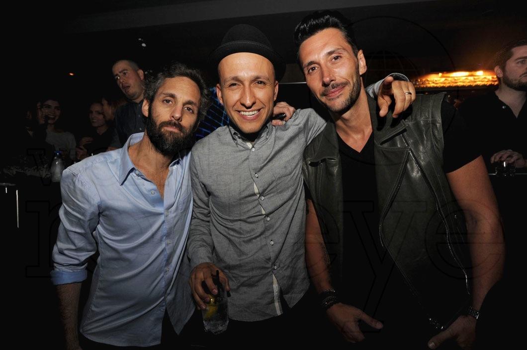 Seth Browarnik, DJ Vice, & Cedric Gervais