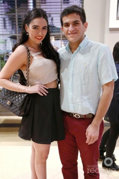 Andreina Navarro & Miguel Maradei