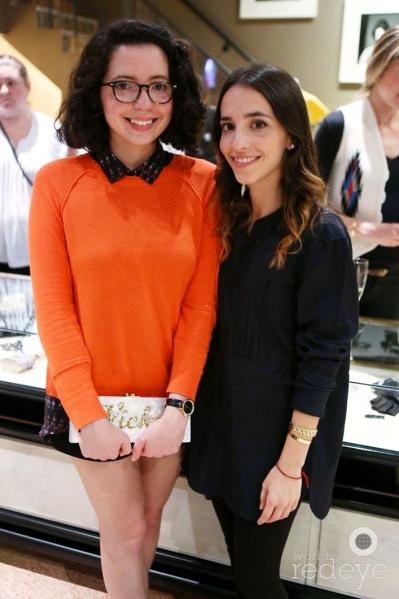 Vicky D'Incecco & Nicole Furman