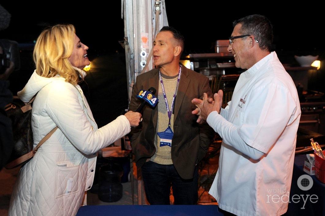 Lisa Petrillo, Tim Petrillo, & Bill Breuning