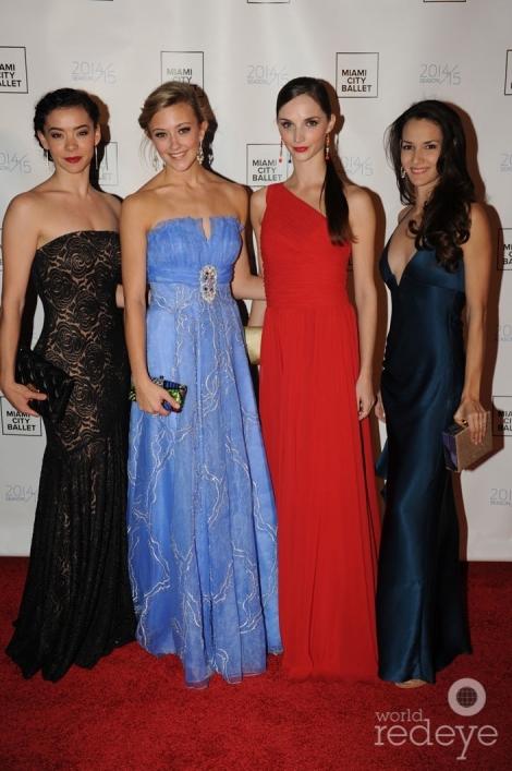 15.6-Adrienne Carter, Lexie Overholt, Jordan-Elizabeth Long, & Helen Ruiz
