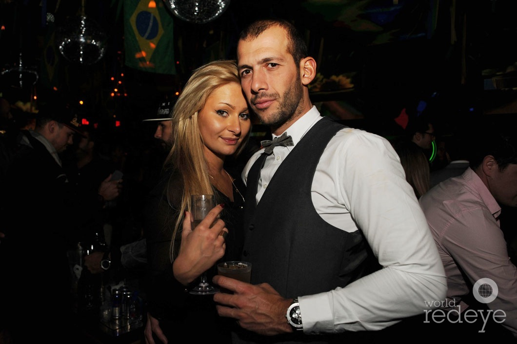 19- Alexandra & George Dimitri