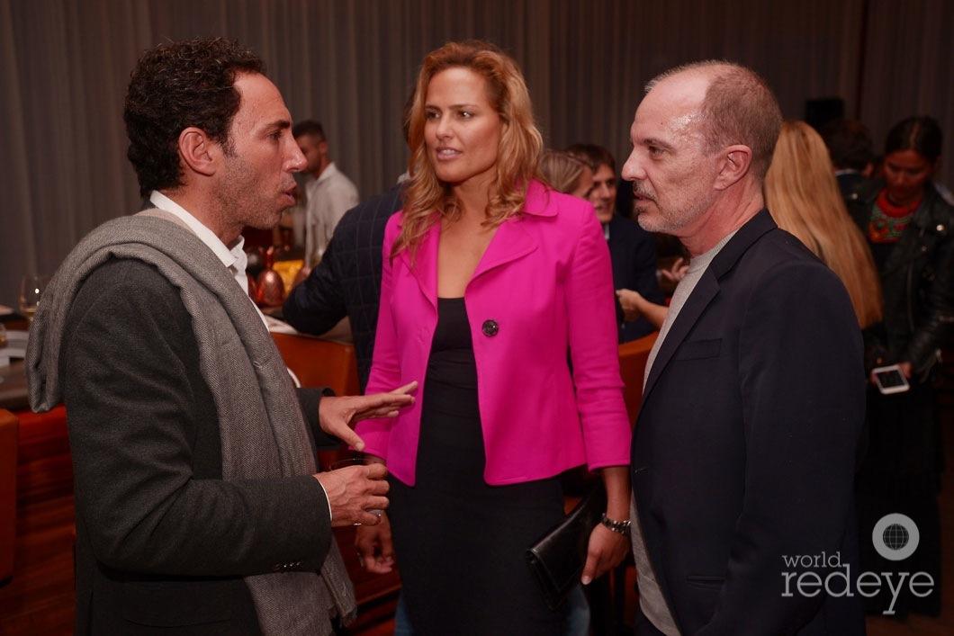 Martin Rozenblum, Anna Sherrill, & Vanessa Caralps