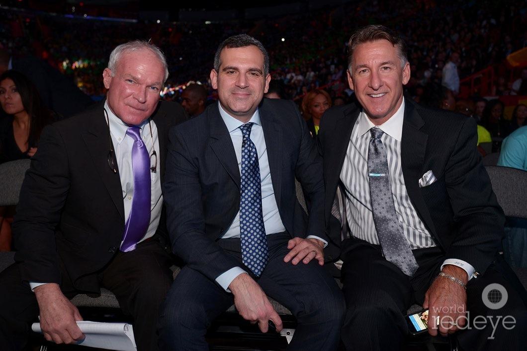 Kevin Buckman, Andrew Weissman, & Jim Winkler