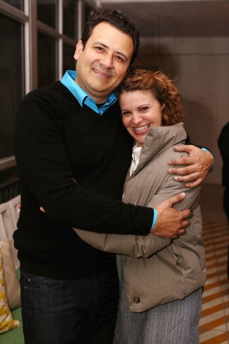 3-David Martinez & Michelle Bernstein