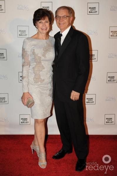 Margaret & Mike Eidson