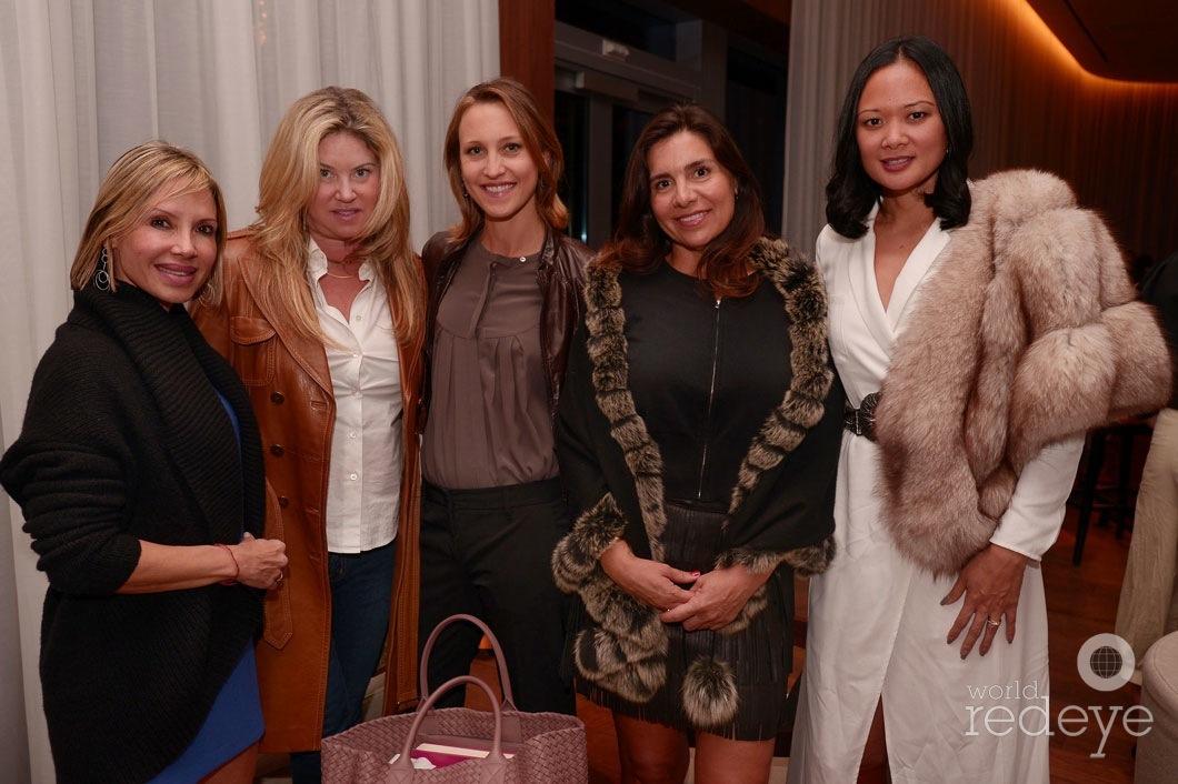 31-Michelle Areces, Lara Shriftman, Kinga Lampert, Sofie Delaplane, & Criselda Breene1