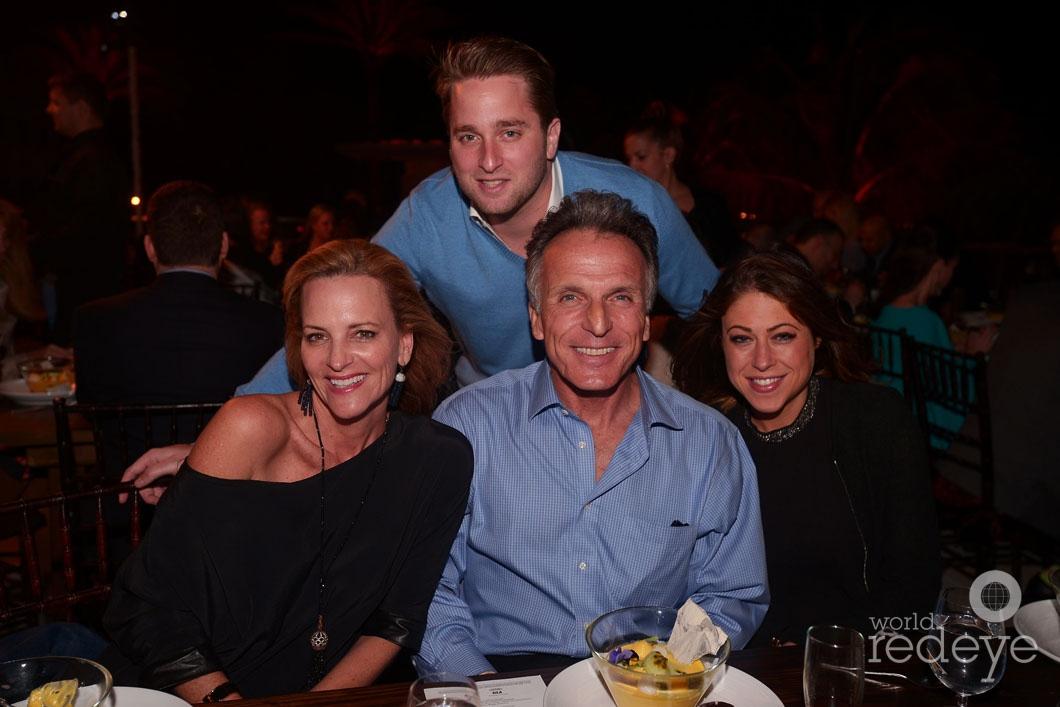 Lisa Petrillo, Matt Brooks, Bill McCue, & Marni Blickman