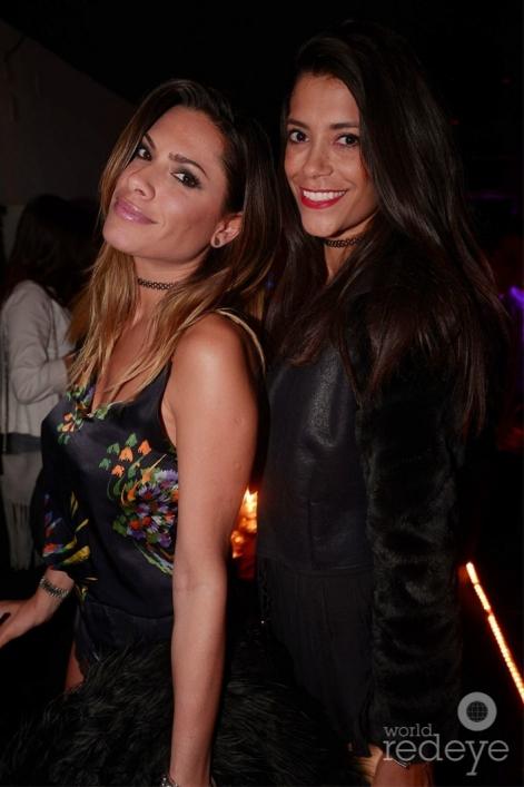 35- Carla de Vecchio & Saskya Vidal