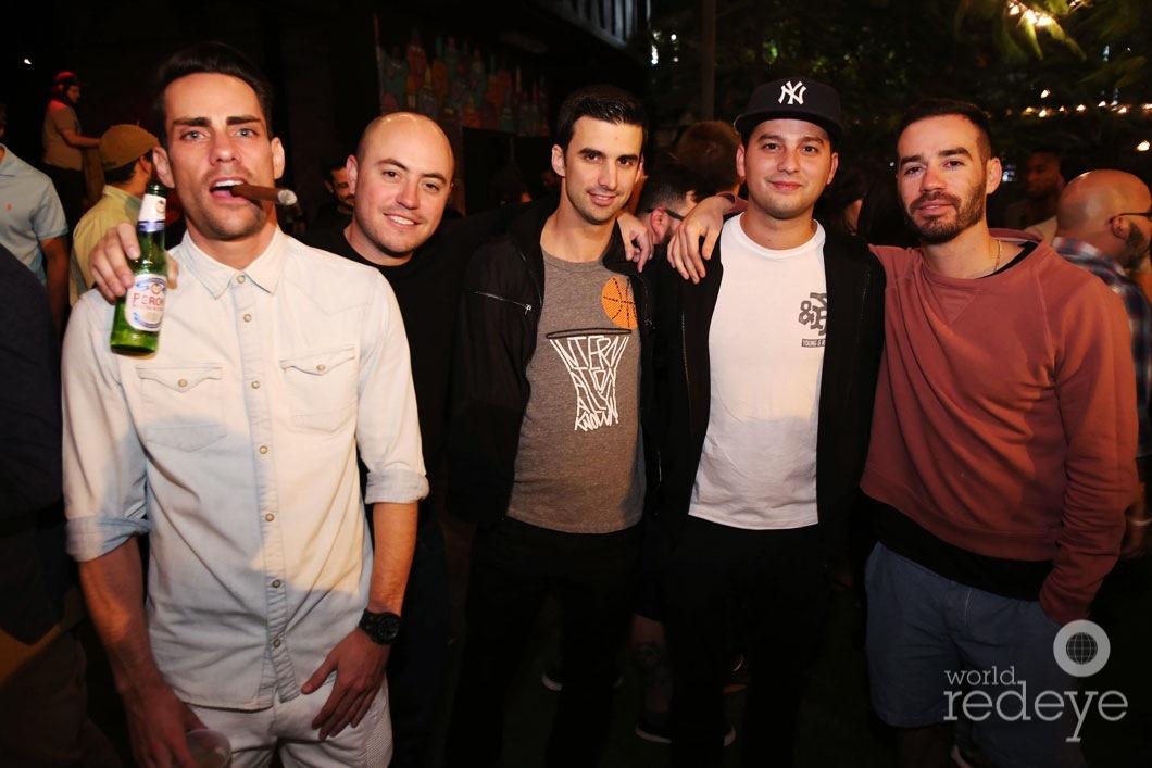 35- Joseph & Angel Souto, Anthony Summerlin, Chris De La Fe, & Jason Odio