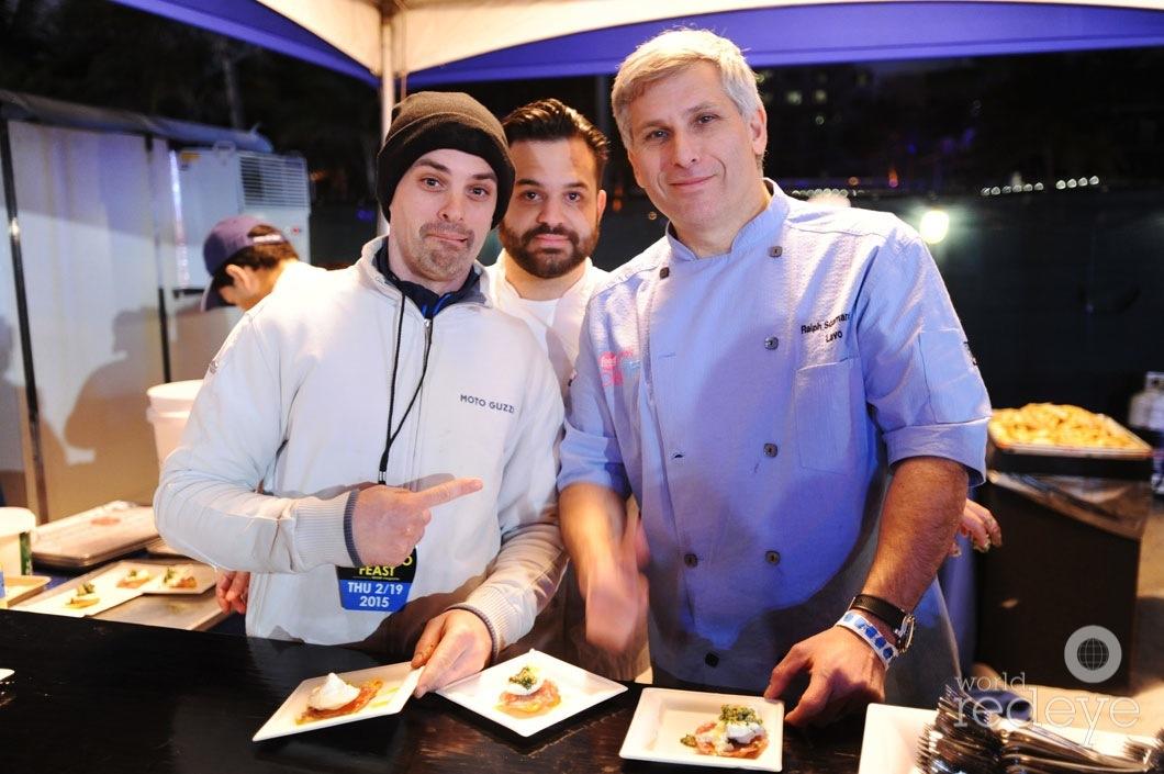 John Villa, Marc Marrone, & Ralph Scamardella