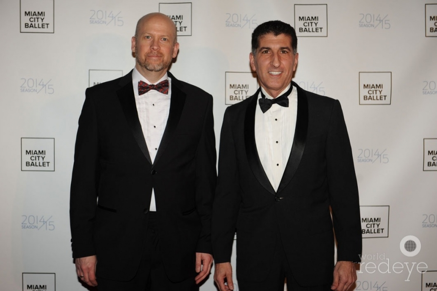 Robert Morris & Michael Scolamiero