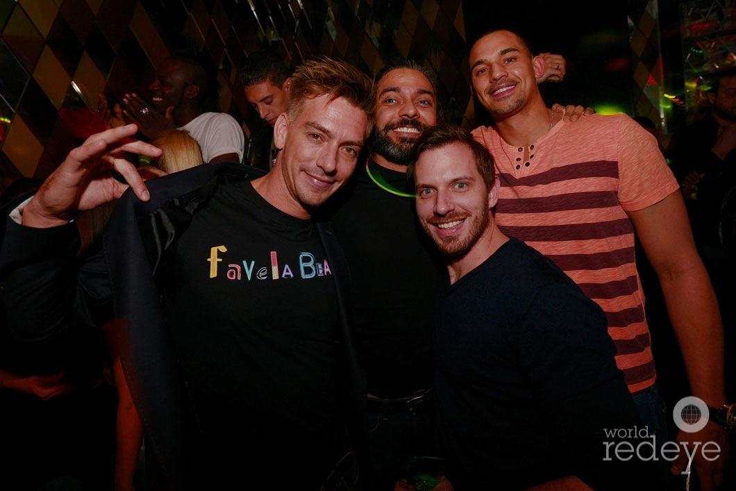 Marko Gojanovic, Navin Chatani, Derrick Bertelsen, & Corey Alexander