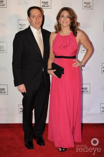 Andrew & Felicia Berkowitz