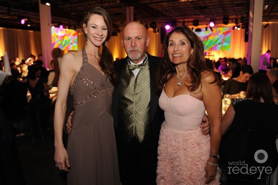 Christie Sciturro, Rick & Vicky Schuerger