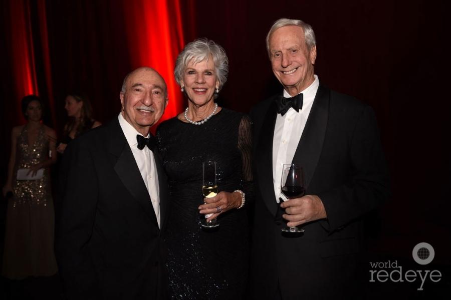 Charlie Cinnamon, Edyth & David Goodman