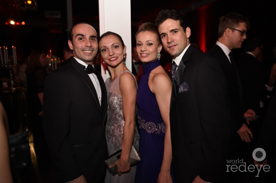 Renato Bentaedo, Maiy Catoya, Jennifer Kronenberg, & Carlos Guerra