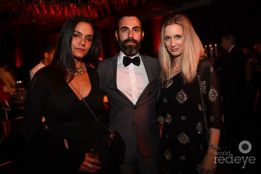 Zoe Lukov, Myk Likhov, & Hadley Henriette