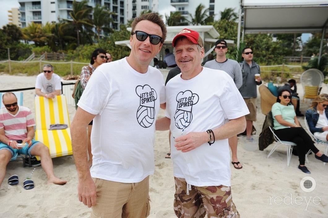 Marc Murphy & Robert Crosson