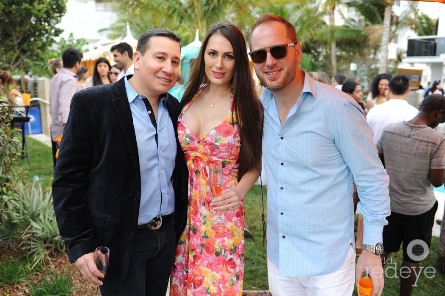 Raul Gallon, Irina Belyaeva, & Dov Konetz