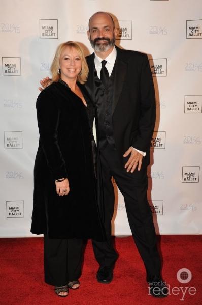 Shannon Swanson & John Hall