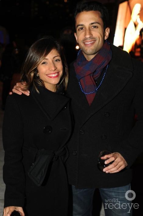 Sherezade Rodriguez & Javier Vacas