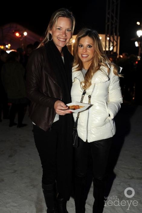 Therese Gibb & Nikki Simkins