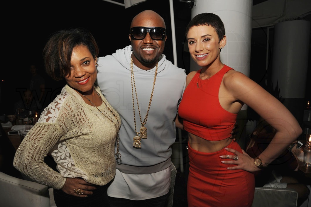 01- Amaris Jones, Rico Love, Julz