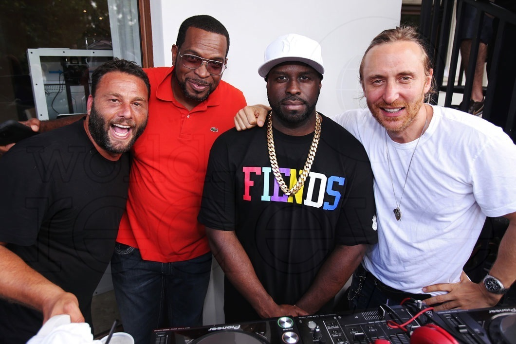 1-Dave Grutman, Uncle Luke, Funk Master Flex, & David Guetta