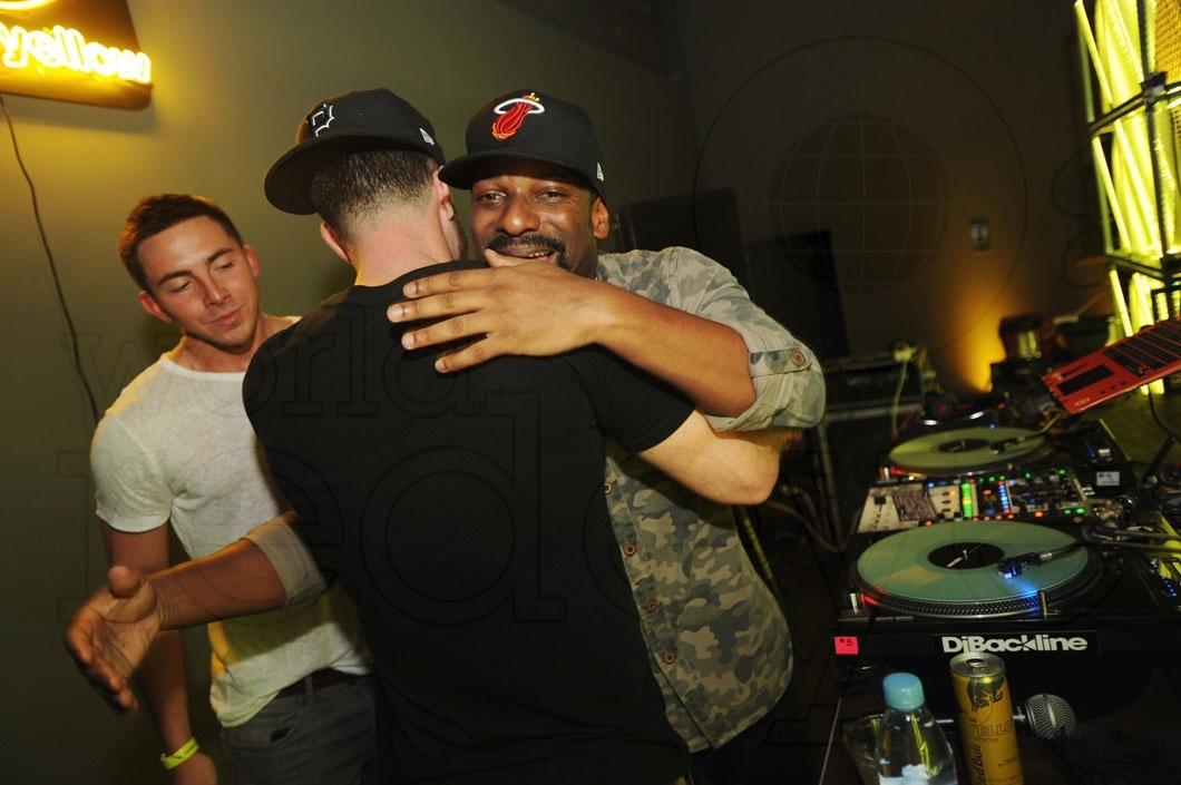10- Andres Giron & DJ Irie