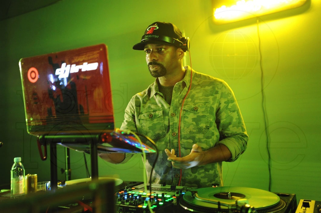 12- DJ Irie