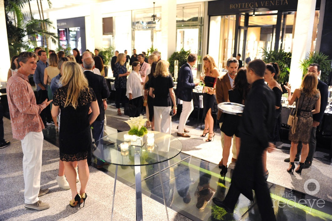 12-Matthew Whitman Lazenby, third generation leader of Bal Harbour Shops, hosted an intimate dinner in Bal Harbour Shops