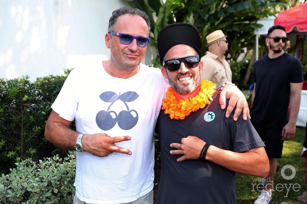 121-Antonio Martucci & Chef Sylvain