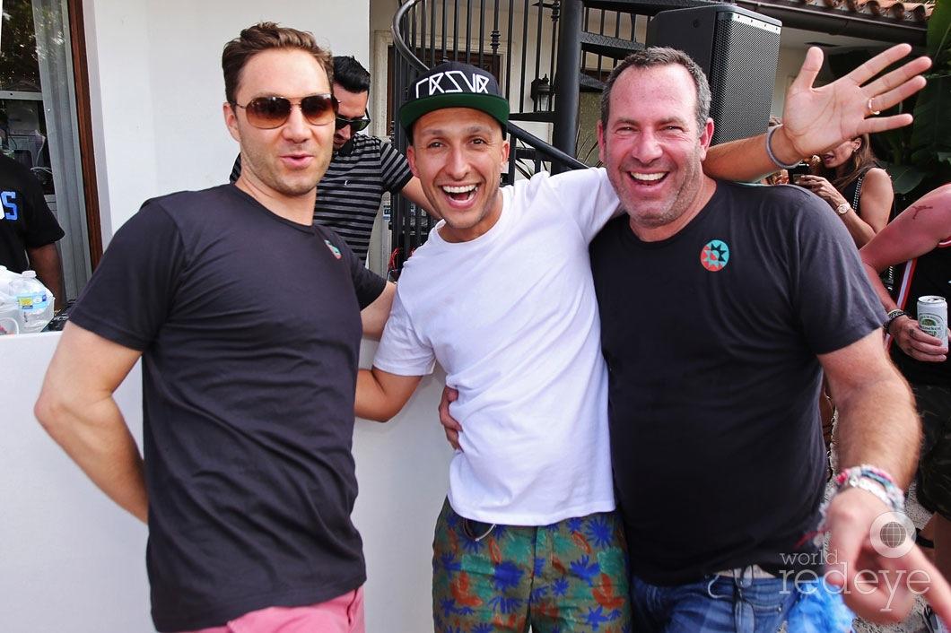 123-Jason Strauss, DJ Vice, & Scot Lerner