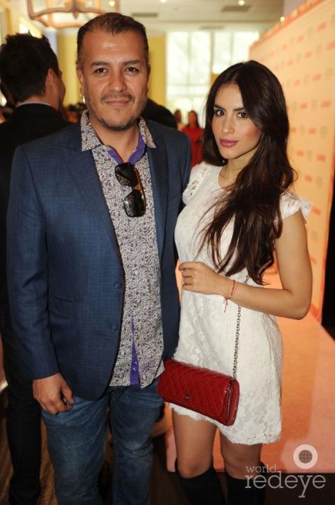 13-Alberto Gomez & Jessica Cedial