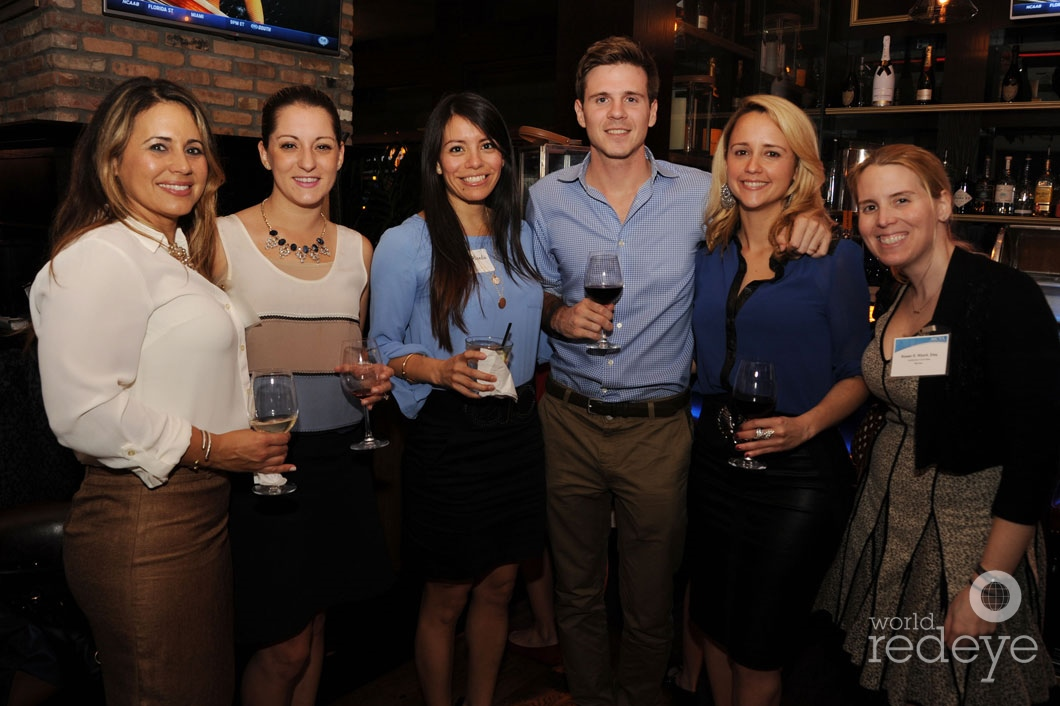 Miami Children's Young Ambassadors at American Social - World Red ...