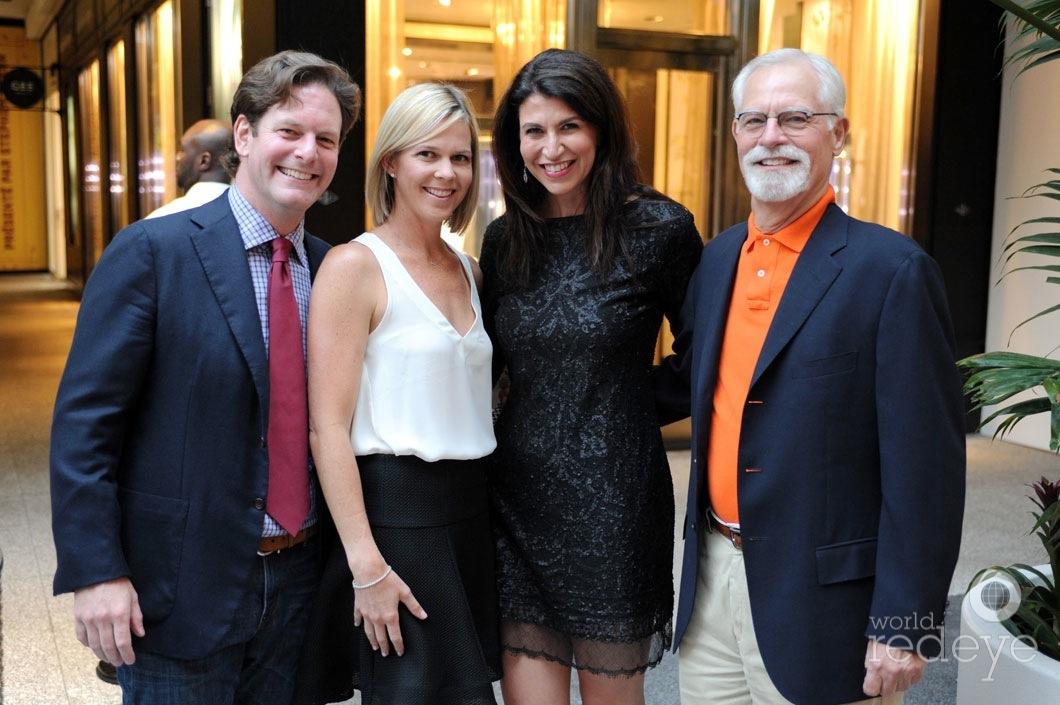 14-Matthew Whitman Lazenby, Kristin Arbuckle Lazenby, Carolyn Travis, & Randy Whitman