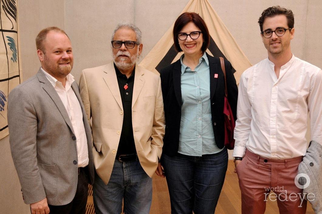 17-Tobias Austrander, Eugenio Espinoza, Patricia van Dalen & Dr. Roc Laseca 4