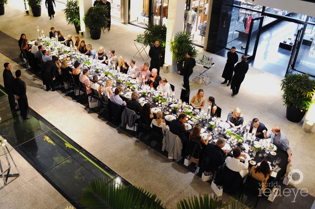 22-Matthew Whitman Lazenby, third generation leader of Bal Harbour Shops, hosted an intimate dinner in Bal Harbour Shops (5)