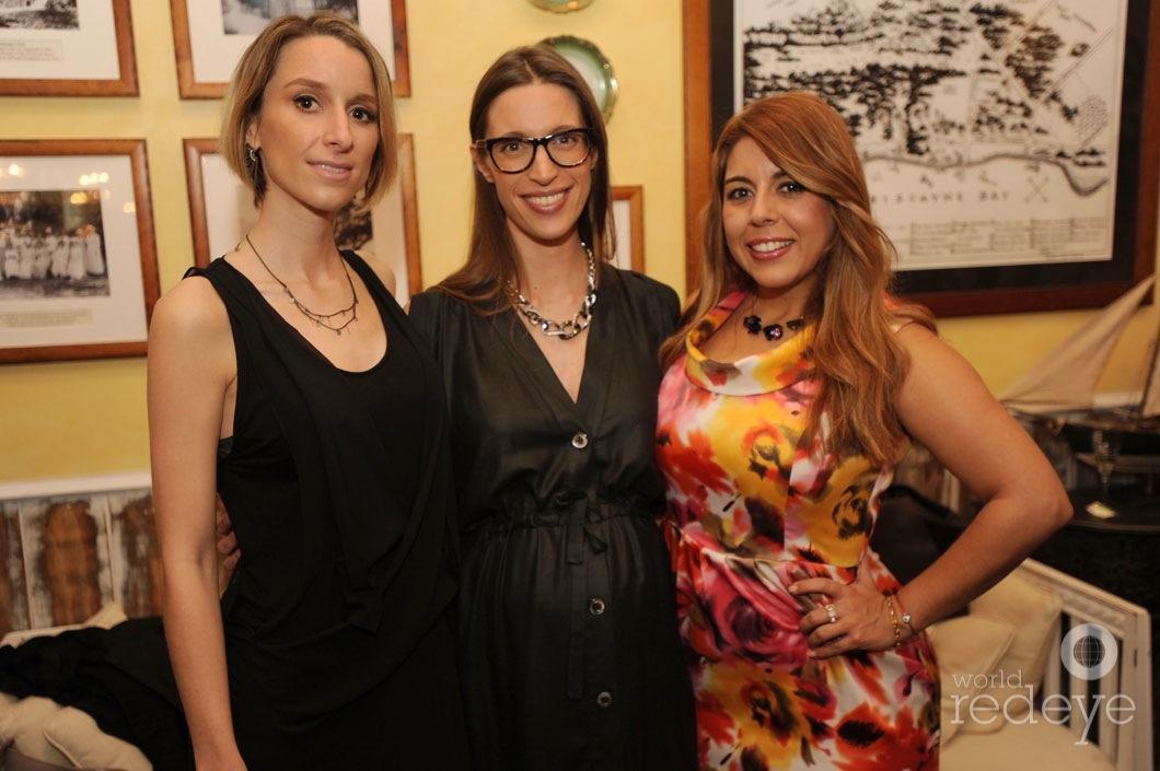 23-Camille Ratliff, Marie Cecile Pineda, & Marella Mata