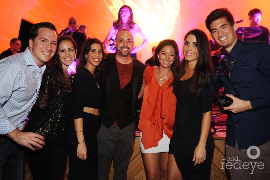 24- Sonia Succar Rodriguez, Zack Bush, Claudia Succar Ross, Claudia Succar Ferre, & Kenyi Succar 1_new