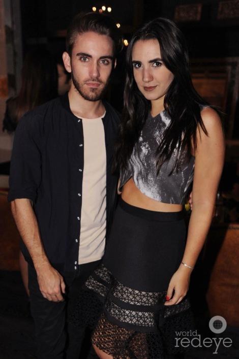 27- Kevin O'Donnell & Simonette Pereira