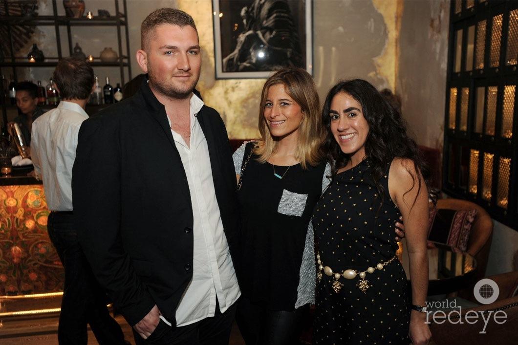29- Alexander Norton, Carrie Hyman, & Cori Mizrahi