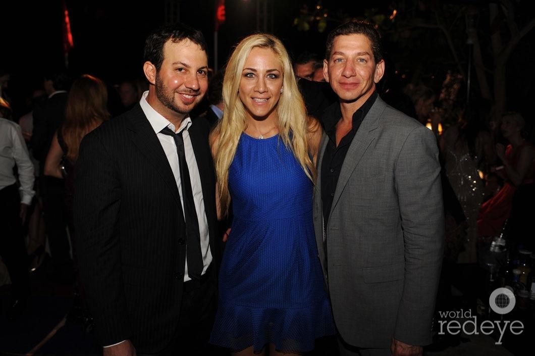 33-Jared Shapiro, Dara Michelle & Price Shaprio