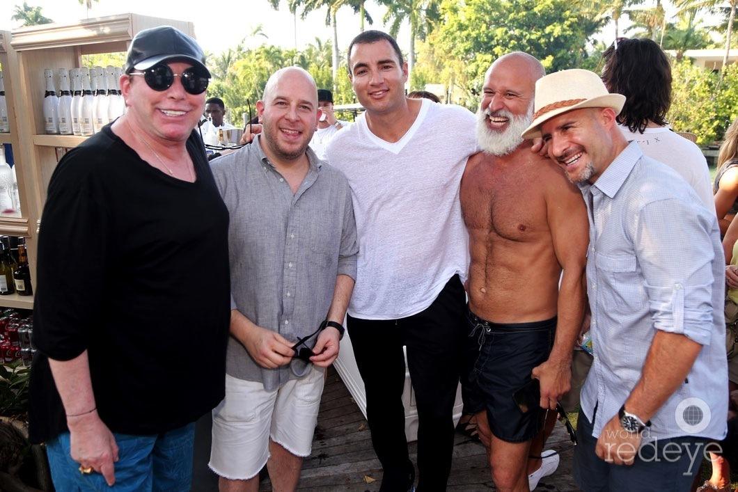 42-Michael Dreiling, Noah Tepperberg, Chris Paciello, Moe Garcia, & David Resnick